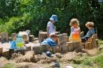 busy sandbox