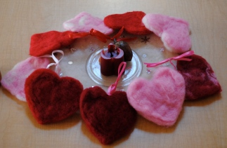 little oak's crafted valentine's