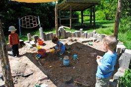 shady sandbox